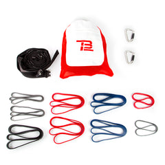 TB12™ Looped Resistance Band Kit (Advanced)