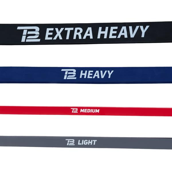 TB12™ Looped Resistance Band Kit