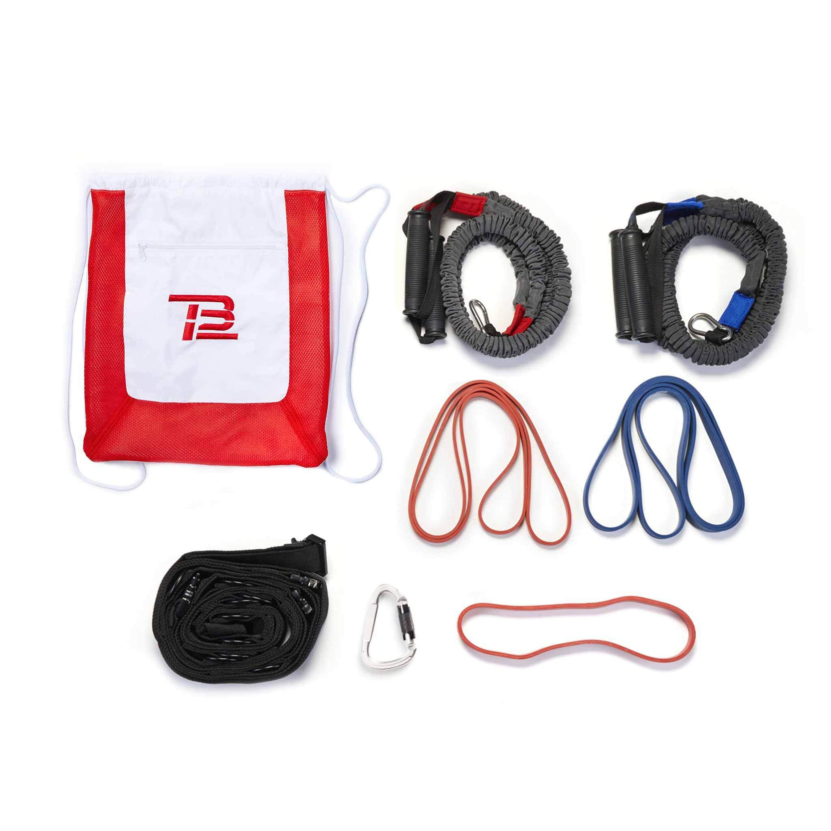 TB12™ Looped and Handle Bands Kit Level 2