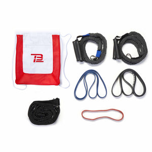 TB12™ Looped and Handle Bands Kit Level 3