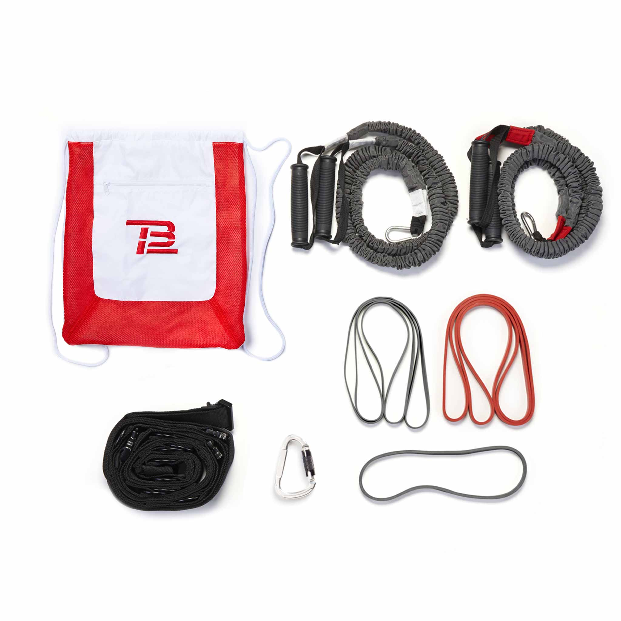 TB12™ Looped and Handle Bands Kit Level 1