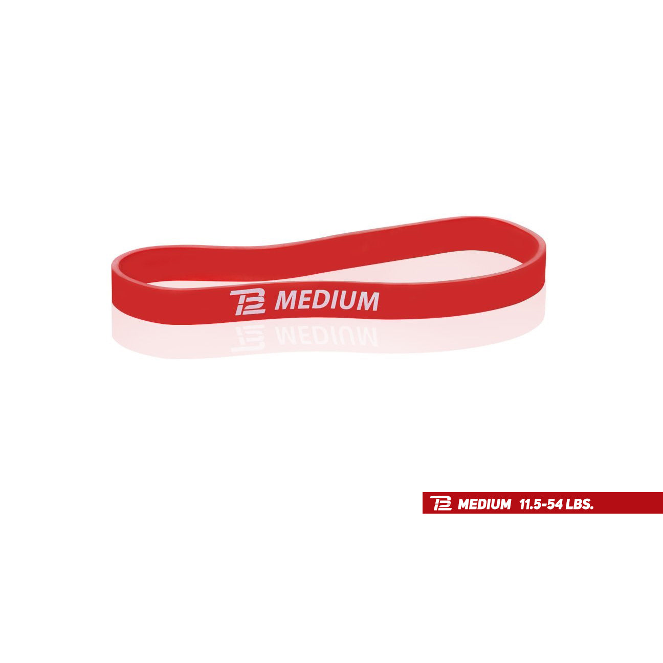 tb12 short medium looped resistance band