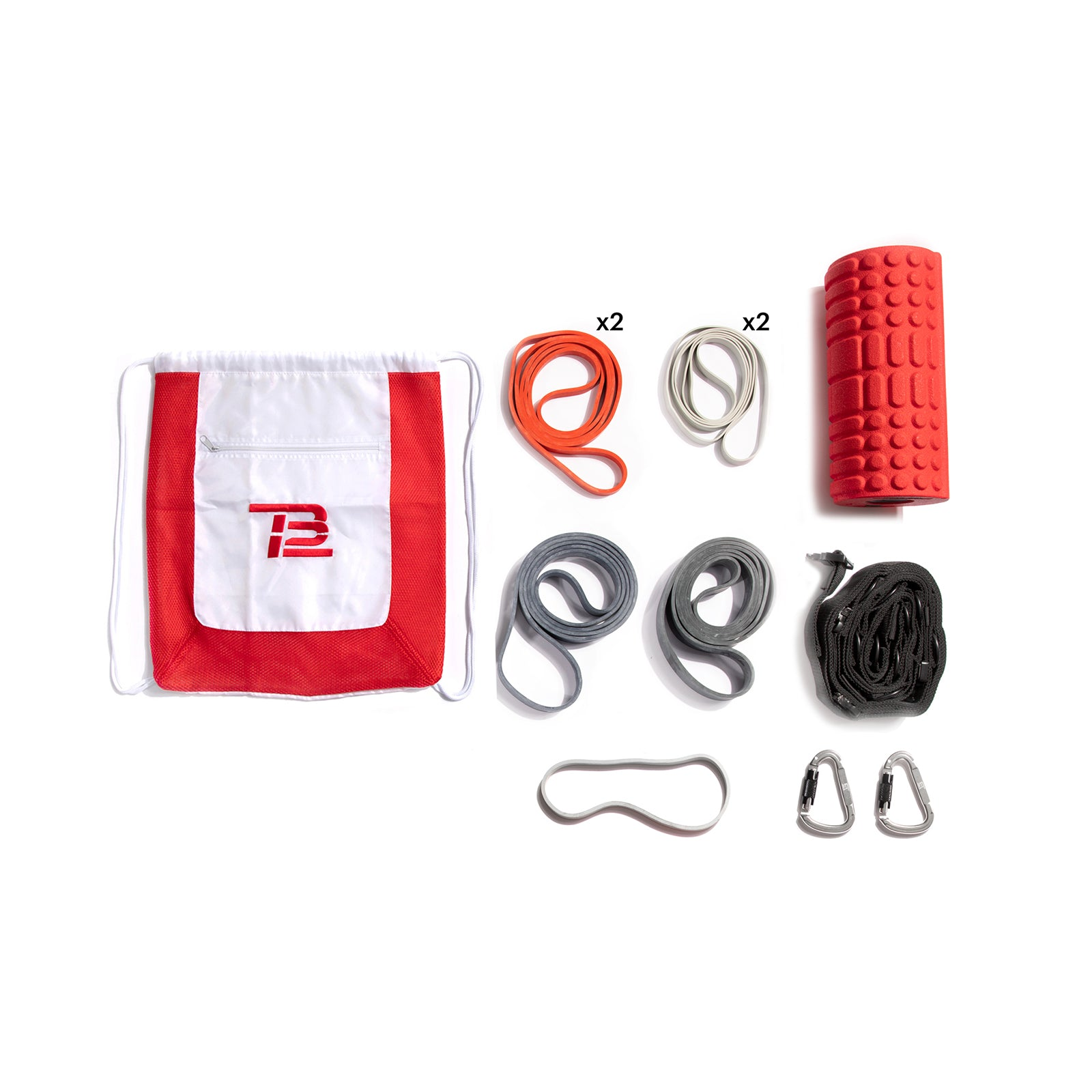 TB12 X Variis Active Recovery Gym Kit