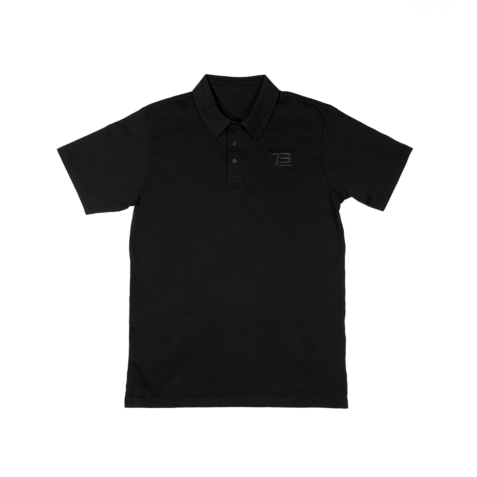 TB12 Polo Shirt - Black