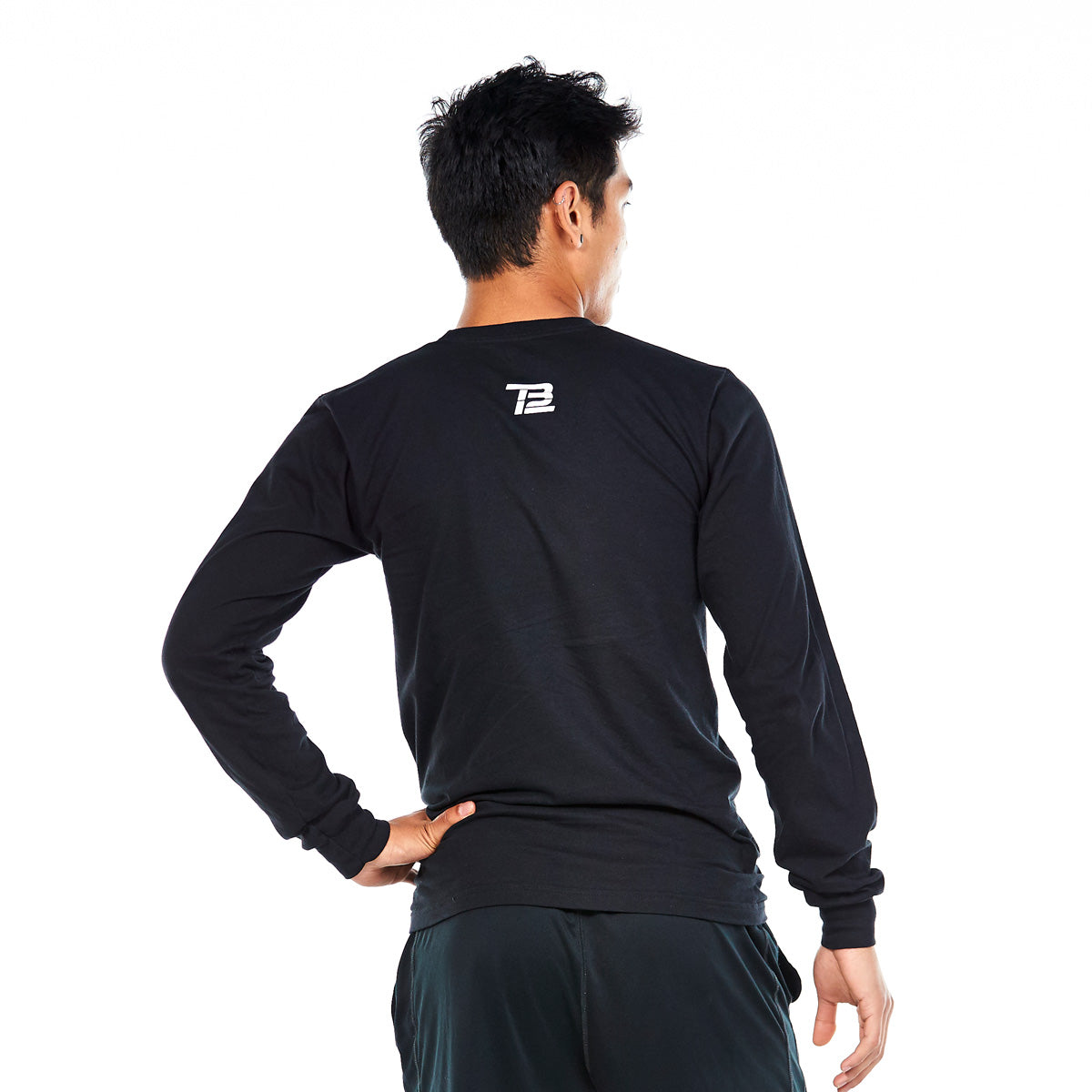 TB12™ Pliability Long-sleeved T-shirts