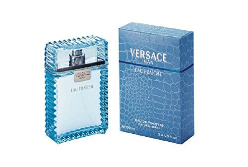 3.4 Oz  Man Eau Fraiche By Gianni Versace For Men Edt from Versace