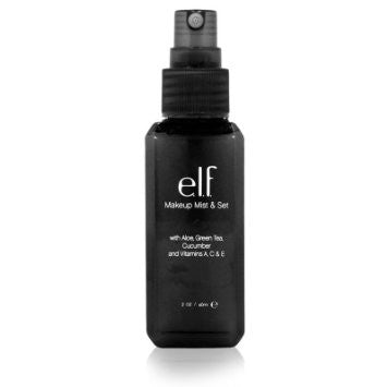 2.02 Ounce Makeup Mist and Set, Clear from e.l.f. Cosmetics