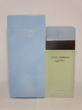 3.4 oz  Eau De Toilette Perfume for Women from LIGHT BLUE