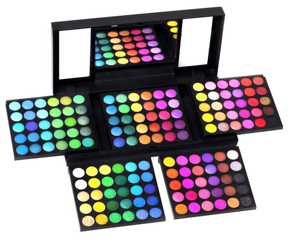 180 Color Eyeshadow Palette United Colors of SHANY