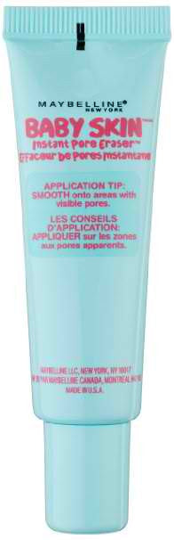 0.67 Fluid Ounce Baby Skin Instant Pore Eraser Primer by Maybelline New York