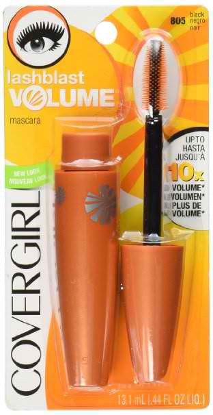 0.44 oz.black  CoverGirl Lashblast Mascara