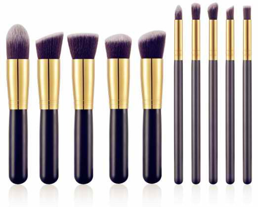 Blending Blush Eyeliner Face Powder Brush Makeup Brush Kit