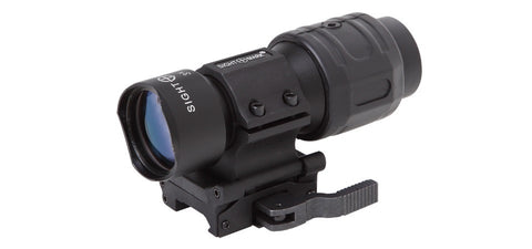 3x Tactical Magnifier Slide-to-Side