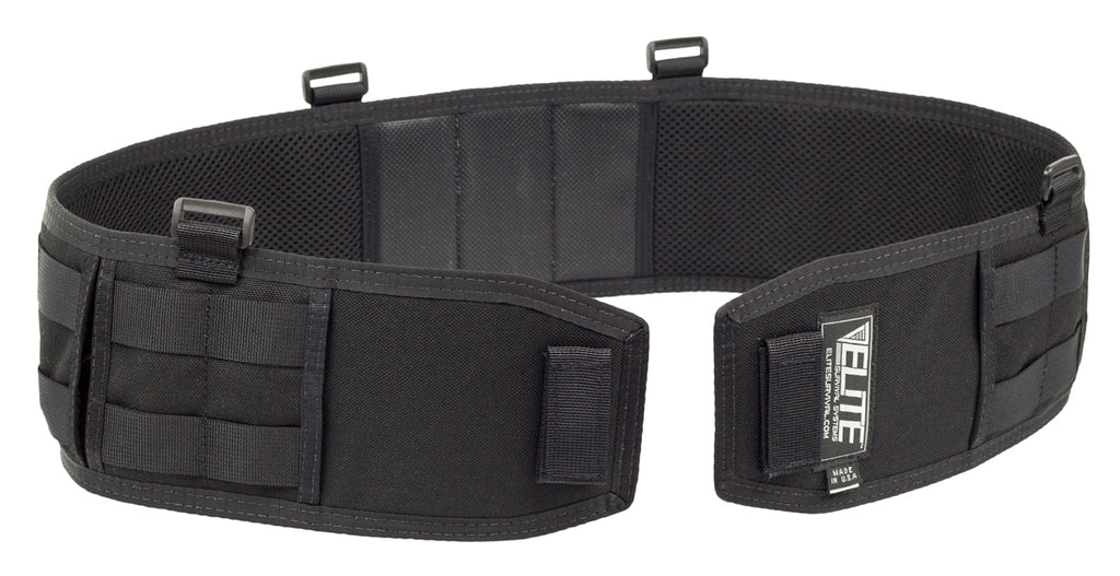 Sidewinder Battle Belt, Black, Large