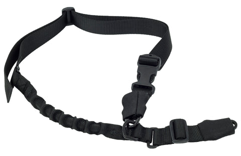 Shift 2-to-1 Point Tactical Bungee Sling, Black