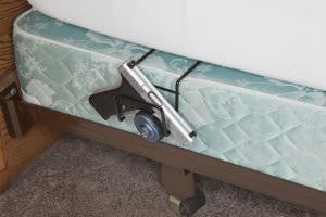 Bed Buddy Single Pistol Holder
