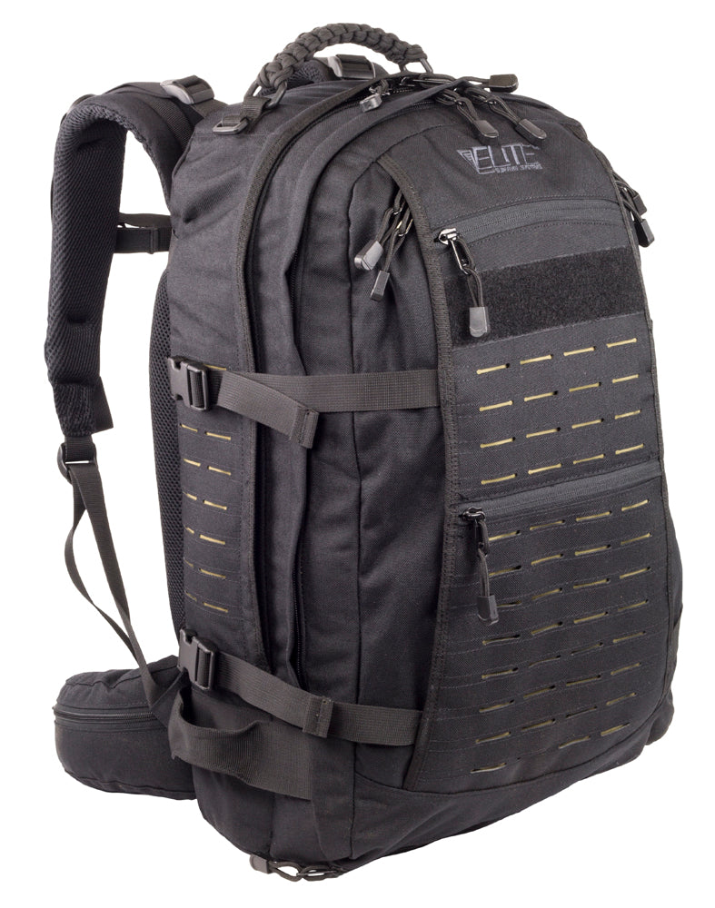 Mission Backpack, Black