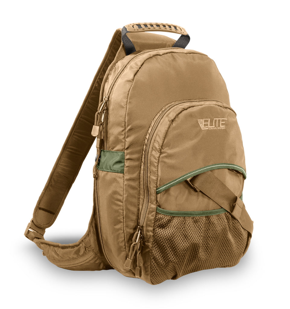 Smokescreen Concealment Backpack, Tan/OD