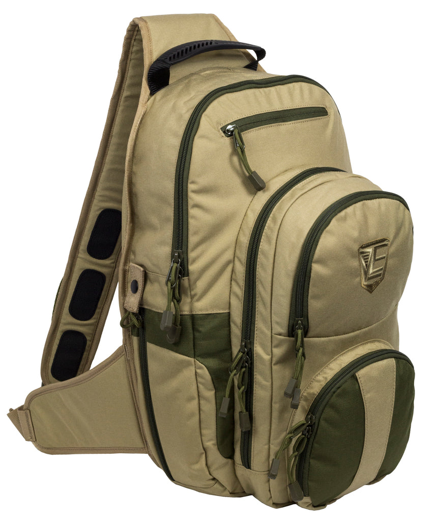 SmokescreenTM Backpack, Gen II, Tan