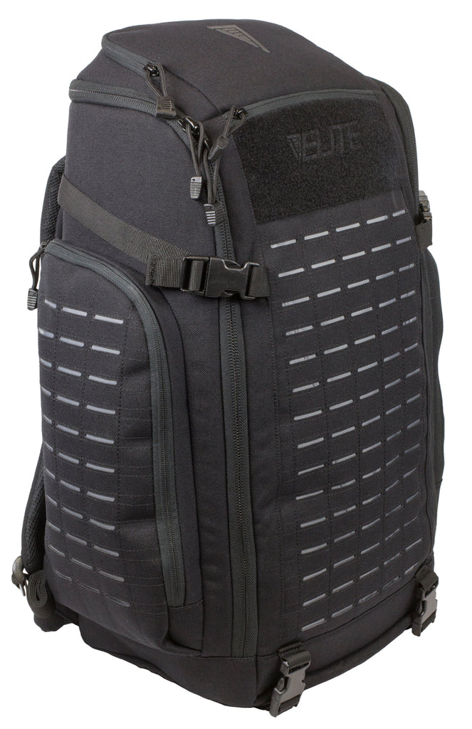Tenacity-72 Three Day Support/Specialization Backpack, Black
