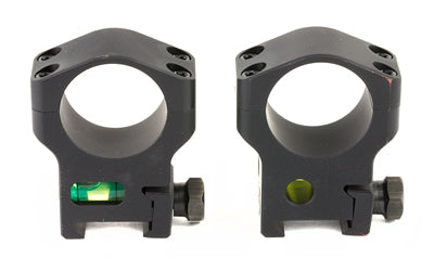 ACCU-TAC SCOPE RINGS 30MM BLK