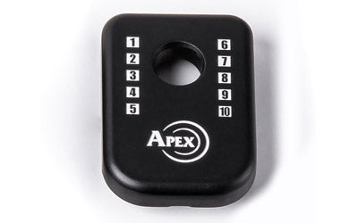 APEX J-PLATE BASE PAD FOR MAGPS