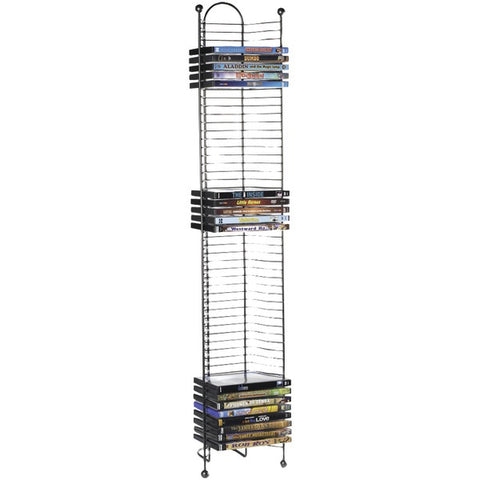 52 DVD/BR DISC TOWER