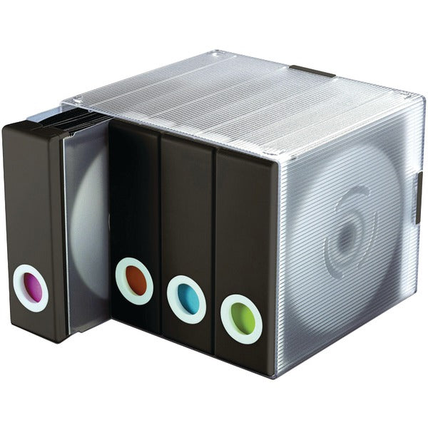 96DISC ALBUM CUBE BLK