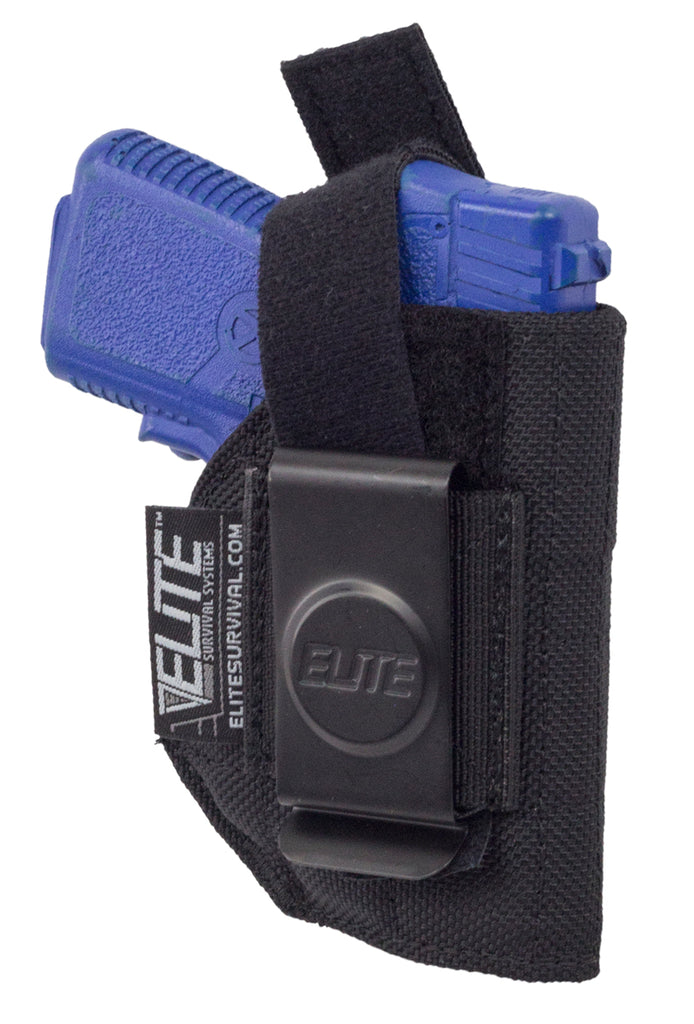Inside the Pant Clip Holster, IWB, Fits Sig P238 w/Laser
