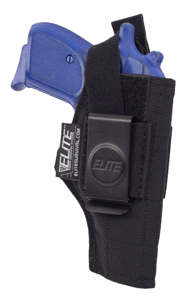 Inside the Pant Clip Holster, IWB, Fits Walther PP/PPK/PPKS, Sig P230/232 and similar