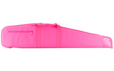 BULLDOG DELUXE RIFLE CASE PINK 44""