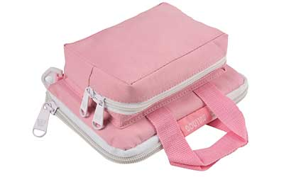 BULLDOG X-SMALL MINI RANGE BAG PINK