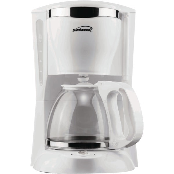 12CUP COFFEE MAKER WHT