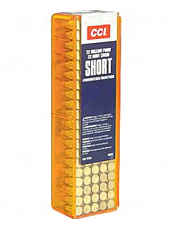 CCI 22 SHORT HP 100/5000