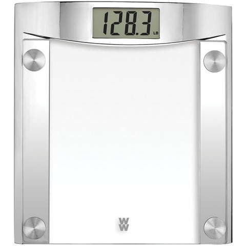 WEIGHTWATCHER GLASS SCALE