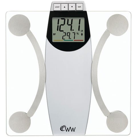 WW GLASS BODY SCALE