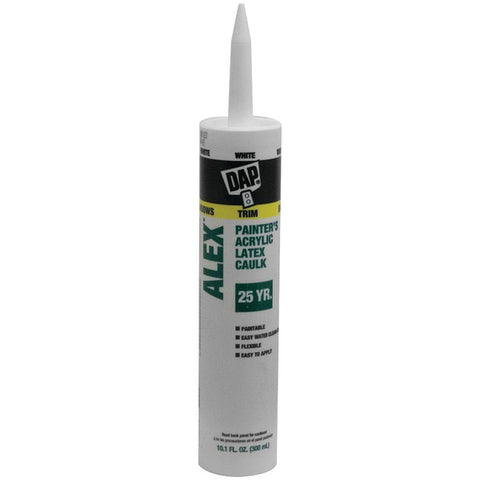10.1oz Latex Caulk-white