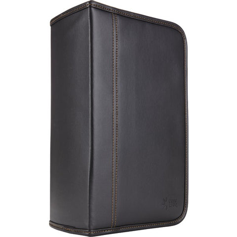 128DISC CD WALLET BLK