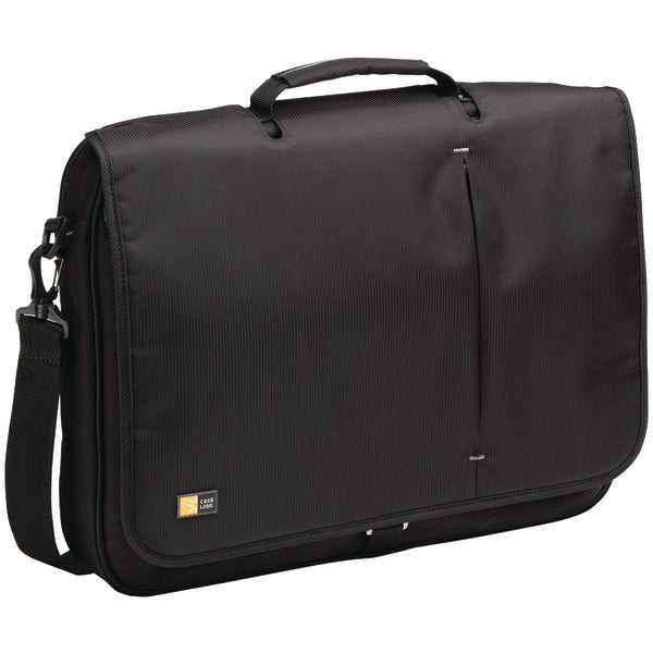 17IN NTBK MSNGR BAG BLK