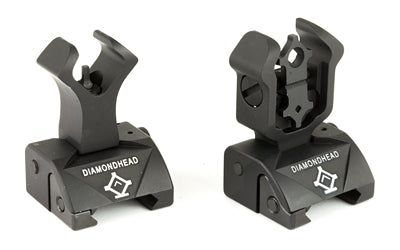DMDHD DIAMOND ISS SIGHT SET BLK