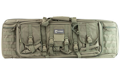 "DRAGO GEAR 36"" SINGLE GUN CASE GRY"