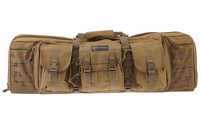 "DRAGO GEAR 36"" SINGLE GUN CASE TAN"