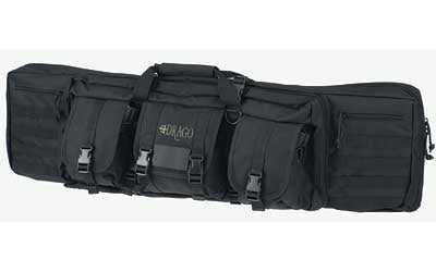 "DRAGO GEAR 42"" SINGLE GUN CASE BLK"