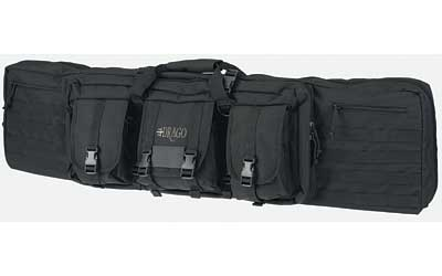 "DRAGO GEAR 46"" SINGLE GUN CASE BLK"