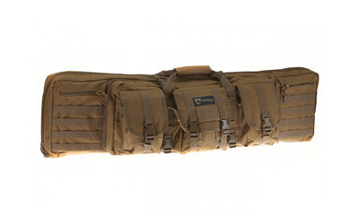 "DRAGO GEAR 42"" DOUBLE GUN CASE TAN"
