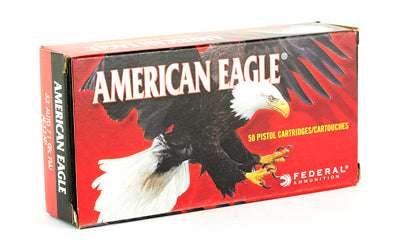 FED AM EAGLE 32ACP 71GR FMJ 50/1000