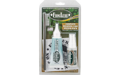 FROGLUBE SMALL SYSTEM KIT CLAM 12/PK