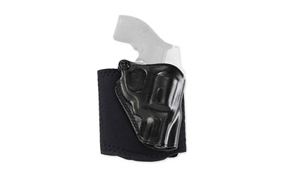 "GALCO ANKLE GLOVE J FRAME 2"" BLK"