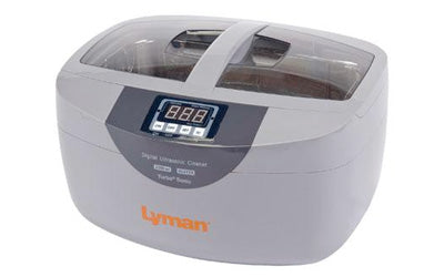 LYMAN TURBO SONIC PARTS CLEANER