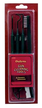 OUTERS GUN CLEANING TOOL SET